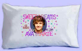 2013 LIAM pillowcase Sweet Dreams 3.jpg (32740 bytes)