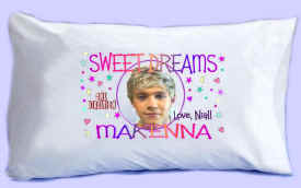 2013 NIALL pillowcase Sweet Dreams 3.jpg (36125 bytes)