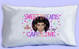 2013 ZAYN pillowcase Sweet Dreams 3.jpg (34285 bytes)